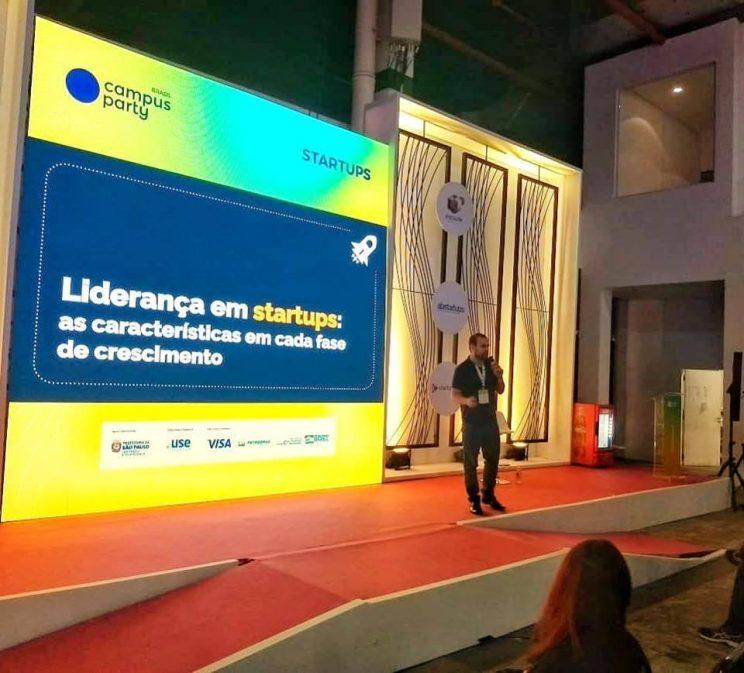Liderança em Startups: as características de cada fase de crescimento ( Penser na #CPBR12 – Campus Party Brasil 2019 )