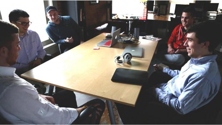 Como é trabalhar em uma startup?