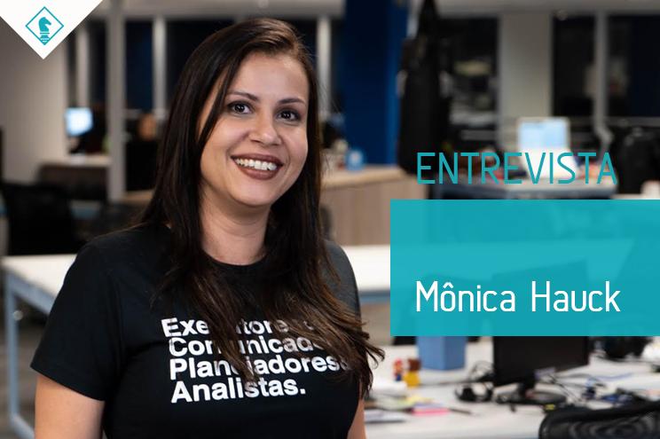 Líder na vida real: desenvolvimento de carreira | Entrevista com Mônica Hauck