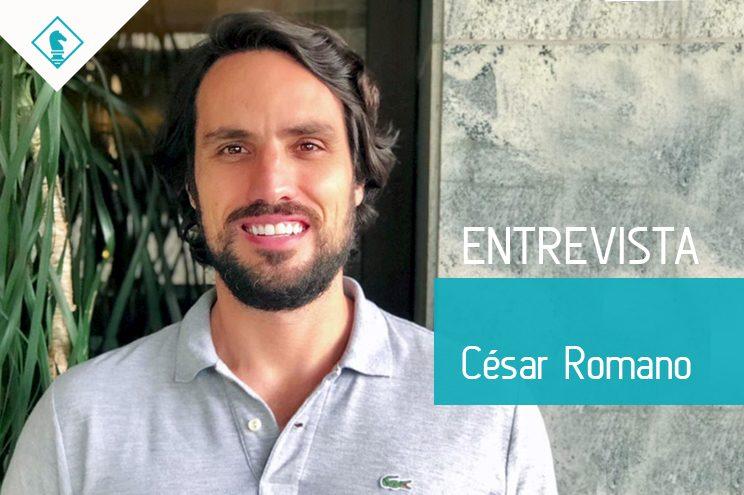 Líder na Vida Real: desenvolvimento de pessoas | César Romano