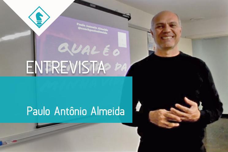 Líder na Vida Real: Inteligência Emocional | Entrevista com Paulo Antônio Almeida