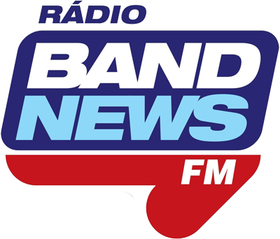 Logo da rádio band news FM