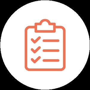 ícone de lista de tarefas